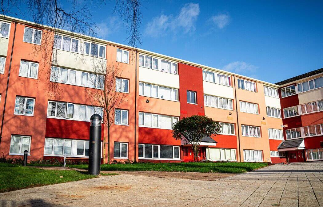 Westville External Wall Insulation Highly Commended by INCA
